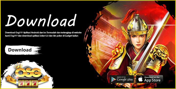 Download OSG777 Aplikasi Android dan IOS
