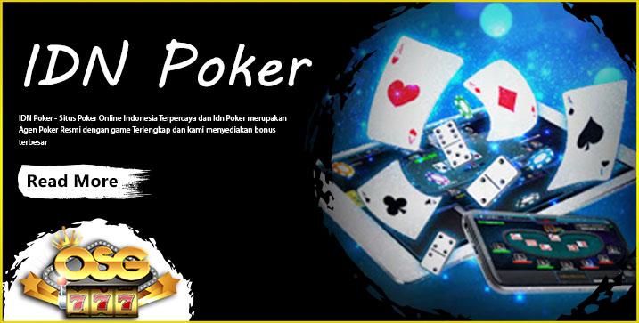 Idn Poker Situs Poker Online Indonesia Terpercaya