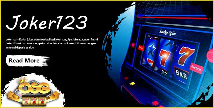 Joker123 Slot Online dan Tembak ikan online
