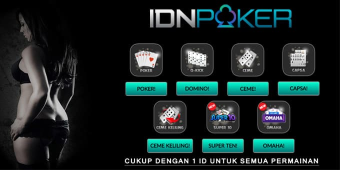 Daftar IDN Poker | Agen Poker Online | Situs Poker Terpercaya